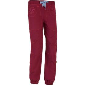 E9 N B Mix Climbing Trousers Kids magenta